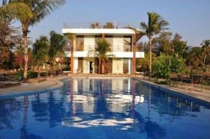 360° Beach Retreat Candolim Beach, Goa