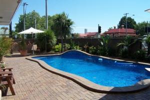 Albury Garden Court Motel Albury Wodonga, NSW