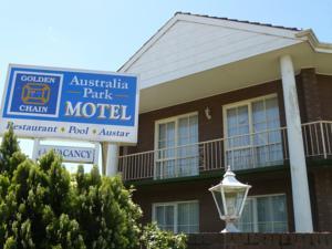 Australia Park Motel Albury Wodonga, NSW