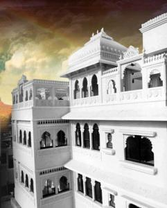 Baba Palace Udaipur, Rajasthan