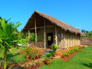 Bamboo House Goa Canacona, Goa