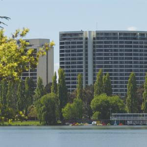 BreakFree Capital Tower Apartments Canberra, ACT