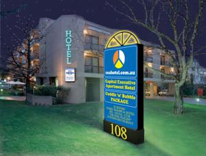 Capital Executive Apartment Hotel Canberra, ACT