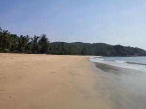 Coastal Jewel of Goa Canacona, Goa