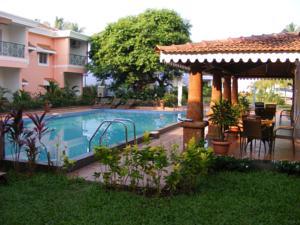 Costa Del Sol Colva, Goa