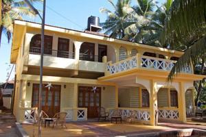 Cuba Service Apartments Canacona, Goa