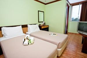 Fragrance Hotel - Crystal Geylang Serai, Singapore