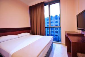 Fragrance Hotel - Pearl Geylang Serai, Singapore