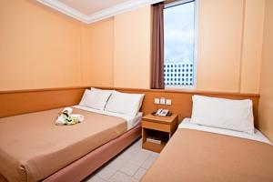 Fragrance Hotel - Ruby Geylang Serai, Singapore