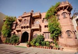 Heritage Kuchaman Haveli Jodhpur, Rajasthan