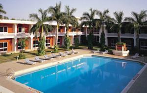 Hotel Chandela Khajuraho, Madhya Pradesh