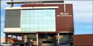 Hotel Om Sai Palace Agra, Uttar Pradesh