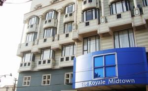 Hotel Royale Midtown Bhubaneswar, Orissa