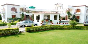 Hotel Sanctuary Resort Chandio, Rajasthan