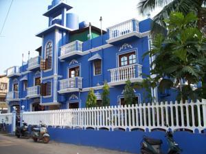 Hotel Seagull Calangute, Goa