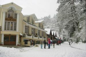 Hotel Willow Banks Shimla, Himachal Pradesh
