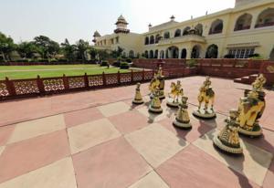 Jai Mahal Palace Jaipur, Rajasthan
