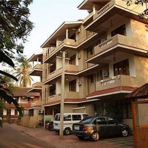 Jewel Inn & Spa Calangute, Goa