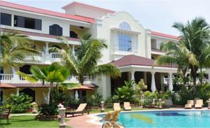 Joecons Beach Resort Cavelossim-Mobor, Goa