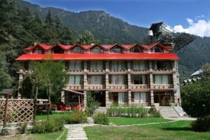 Johnson Lodge Manali, Himachal Pradesh