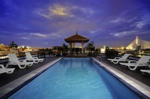 Khaosan Palace Hotel Bangkok, Bangkok
