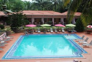 Leoney Resort Goa Anjuna Beach, Goa