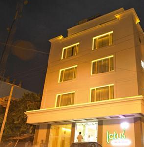 Lotus Comfort Hotel Pondicherry, Tamil Nadu