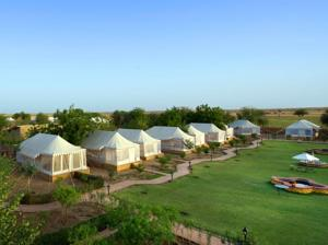 Mirvana Nature Resort And Camps Jaisalmer, Rajasthan