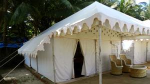 Nirvana Tents Canacona, Goa