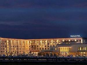 Novotel Hyderabad Airport Hyderabad, Andhra Pradesh