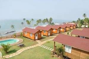 Ozran Heights Beach Resort Anjuna Beach, Goa