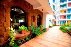 Palmarinha Resort & Suites Calangute, Goa