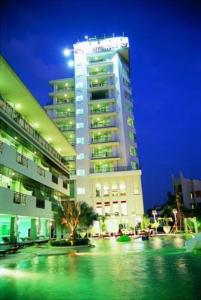 Pattaya Discovery Beach Hotel Pattaya, Chonburi