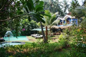 Presa di Goa Calangute, Goa