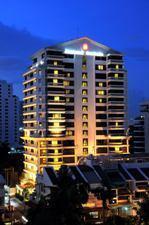 President Solitaire Hotel & Spa Wattana, Bangkok