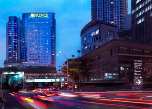 Prince Serviced Apartment kuala Lumpur, Federal Territory