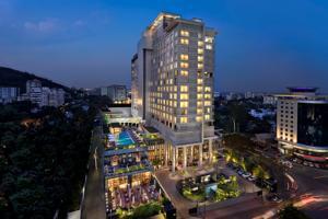 Pune Marriott Hotel & Convention Centre Pune, Maharashtra