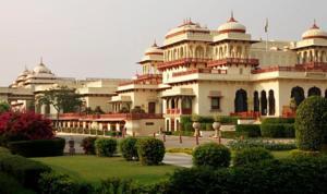 Rambagh Palace Jaipur, Rajasthan