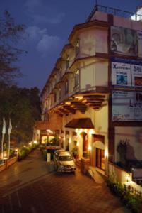 Hotel Rockbay Puri, Orissa