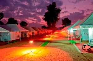 Royal Safari Camp Pushkar, Rajasthan