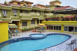 San Joao Holiday Homes Cavelossim-Mobor, Goa