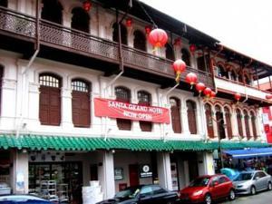 Santa Grand Hotel Lai Chun Yuen Sentosa Island, Singapore