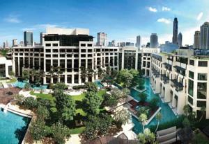 Siam Kempinski Hotel Bangkok Siam, Bangkok