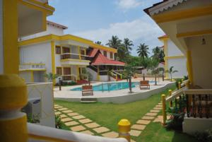 Spazio Leisure Resort Anjuna Beach, Goa