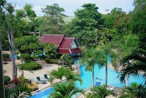 The Green Park Resort Pattaya, Chonburi