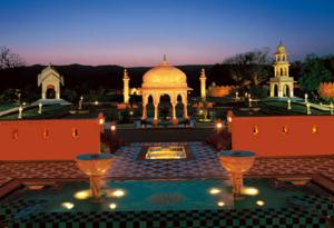 The Oberoi Rajvilas Jaipur Jaipur, Rajasthan