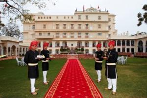 The Raj Palace Jaipur, Rajasthan
