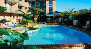 The Tahitian Holiday Apartments Coffs Harbour, NSW