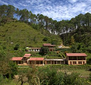 V Resorts- Pug's Paw Eco Retreat Nainital, Uttarakhand