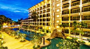 Welcome World Beach Resort & Spa Pattaya, Chonburi